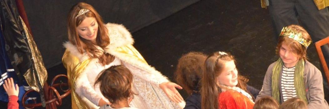Der Frosckönig - Mitspieltheater