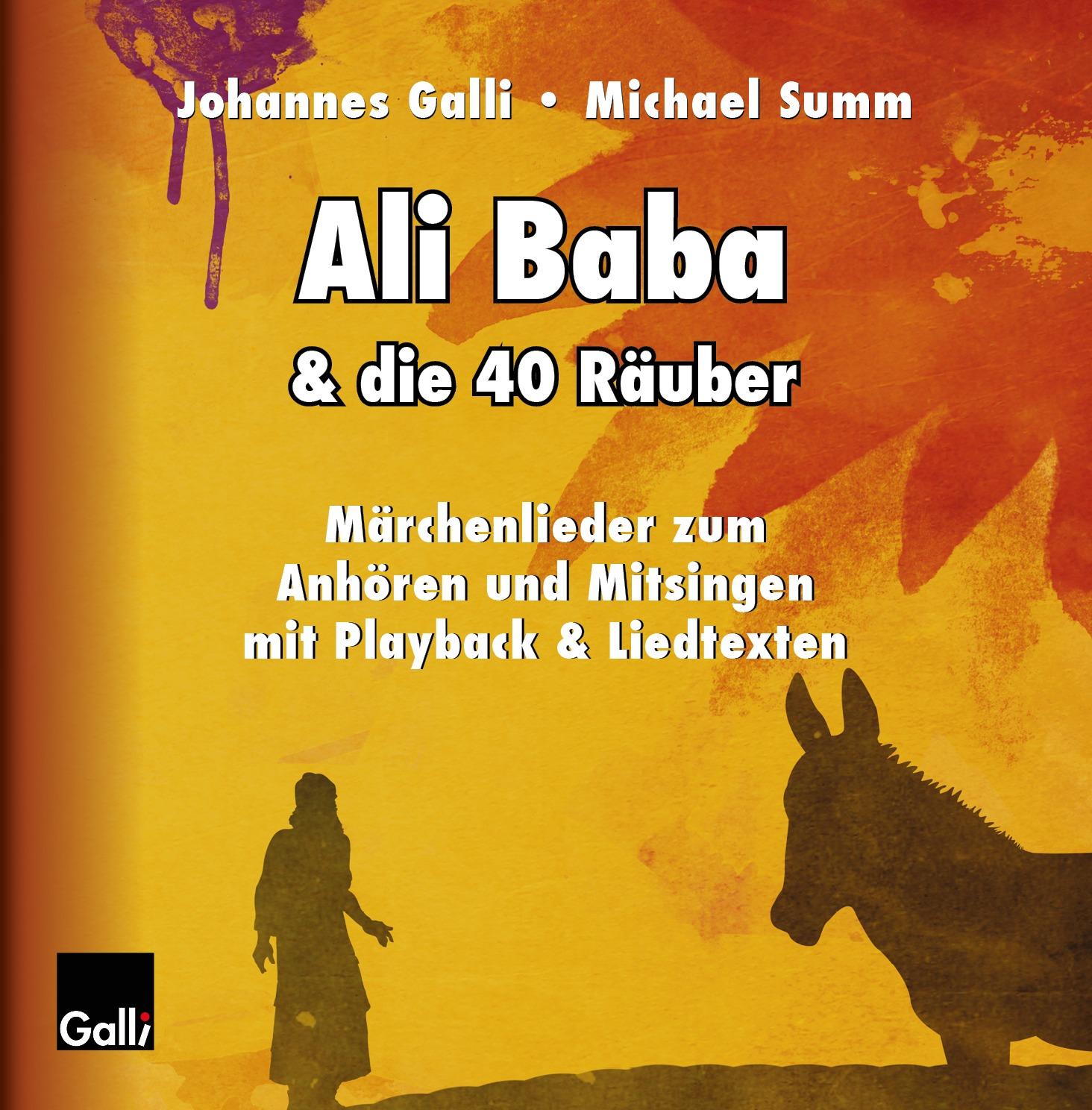 Ali Baba – CD-Cover