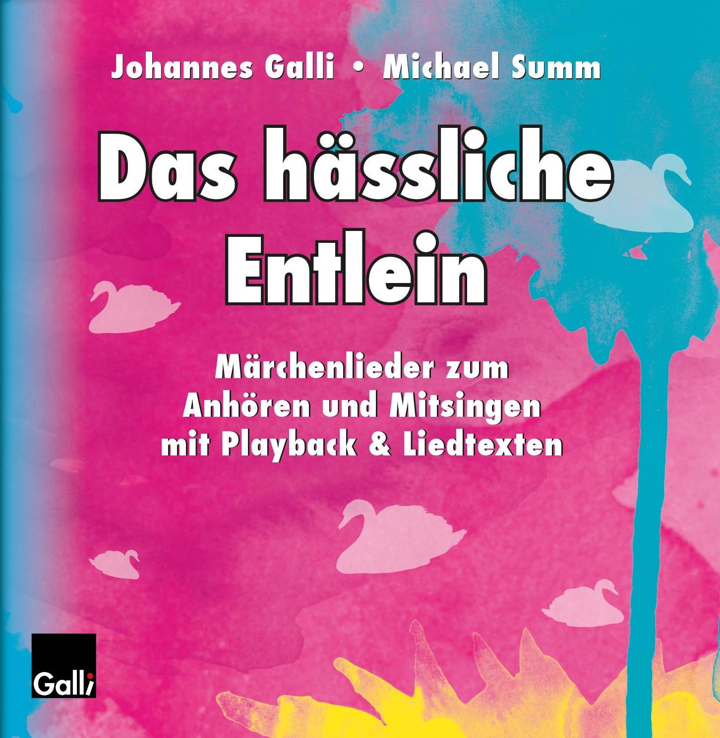 Das hässliche Entlein – CD-Cover