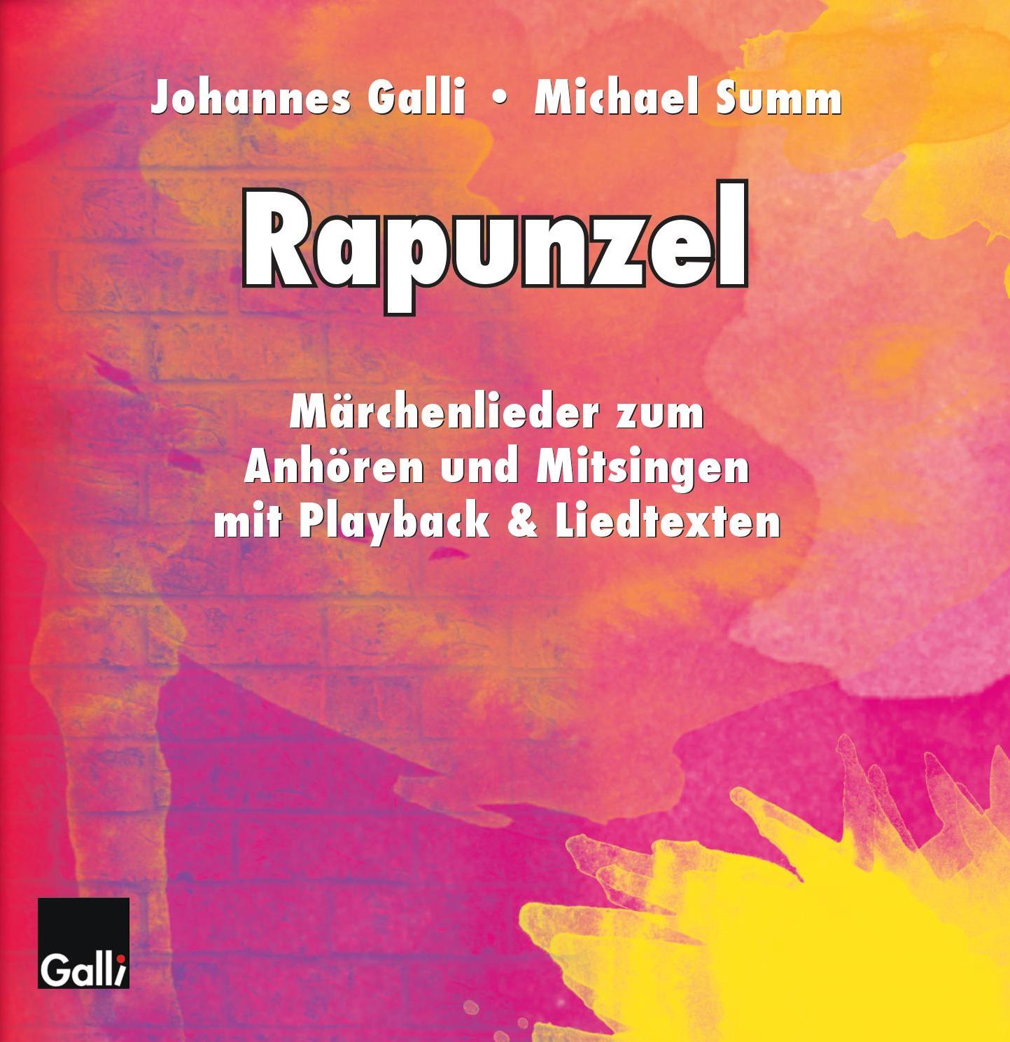 Rapunzel – CD-Cover
