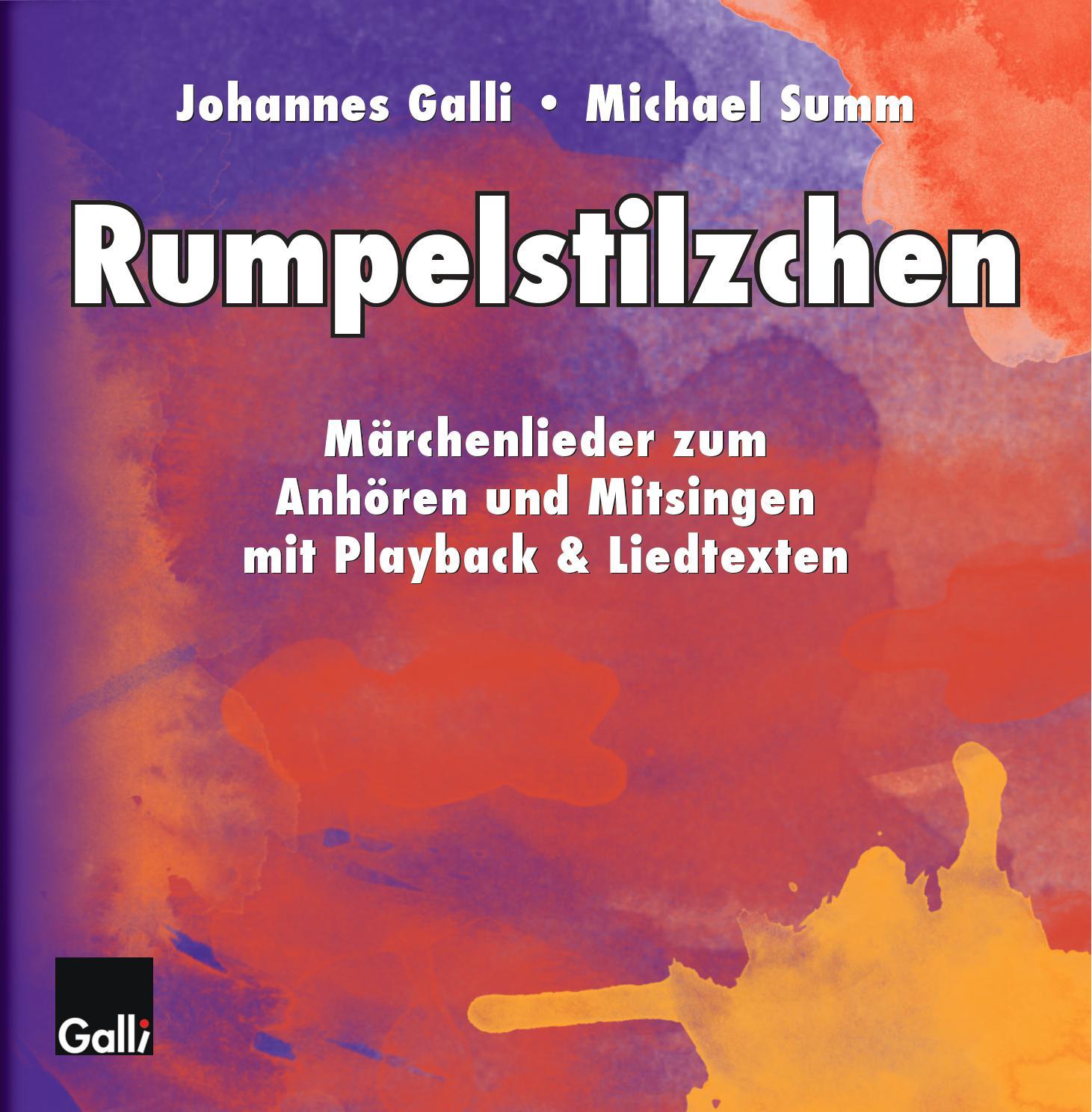 Rumpelstilzchen – CD-Cover