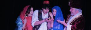 Aladdin & die Wunderlampe AUSVERKAUFT